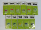 TOAD SECURITY GENUINE ALARM KEY FOB REPLACEMENT CASING **BUTTONS ONLY**