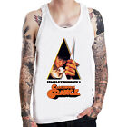 A Clockwork Orange-color stanley kubrick white Tank Top