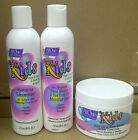 AtOne With Nature Kid's Hair Shampoo or Moisturiser Or Creme Conditioner