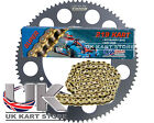 110 Link CZ O Ring 219 Pitch Kart Chain & Talon Sprocket Deal Best Price