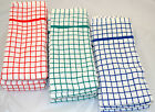 Value 5 Pack 100% Cotton Towelling Tea Towels for everyday at home/students