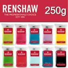 Renshaw Ready To Roll Regalice Icing Sugarpaste Fondant 250g & 500g Packs