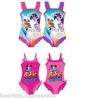 New Girls CHARACTER Disney MINNIE MOUSE Swimsuit MY LITTLE PONY Swimming Costume