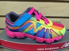 NEW BALANCE 890 Girl SNEAKERS PINK PURPLE RUNNING SHOES TODDLER SIZE 4 TO 10