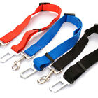 New Pet Puppy 3 Color Safety Car Vehicle Seat Belt Harness Lead Clip Adjustable
