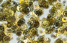 COGS GEARS ONLY STEAMPUNK WATCH PARTS ART PROJECT CRAFTS JEWELLERY MAKING ITEMS