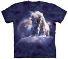 His Divine Presence Adult  Animals Unisex T Shirt The Mountain