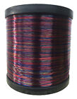 5LB Spool Big Game Monofilament Fishing Line Multicolor 200LB