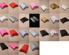 PACK OF 12 PILLOW PACK GIFT JEWELLERY BOXES - FLAT PACKED WHOLESALE FREE POST