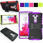 For LG G3 D830 D850  D851  VS985 Hard Soft Hybrid Rugged Armor Kickstand Case
