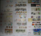 2010-2012 UNADDRESSED STUART FDCs WITH SPECIAL POST MARKS - EXCELLENT CONDITION