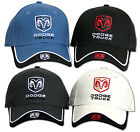 Dodge Truck Ram Head Tag Baseball Cap - Hats
