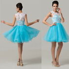 Formal Short Evening Dresses Cocktail Pageant Party Ball Gown Party Prom Dresses