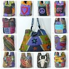New Genuine Himalayan Bag Hippy Festival Ethical Made In Nepal Various Designs