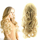 STRANDED KATIE WEAVE HALF HEAD CURLY SYNTHETIC WIG HAIR ALL COLORS