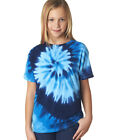 94B Gildan Tie Dye Children's Cotton Wave Tee Blank T-Shirt