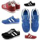 NEW MENS CASUAL COMFORT SPORTS GENTS TRAINERS WALKING SNEAKERS LEISURE SHOES