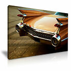 Car 1 Canvas Framed Printed Wall Art - More Size