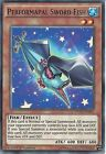 YU-GI-OH: PERFORMAPAL SWORD FISH - DUEA-EN007 - 1st EDITION