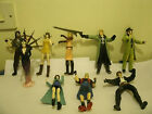 BANDAI 1999 FINAL FANTASY VIII 8 FIGURES SOME RARE 4 LEFT FREE P&P in UK :o)