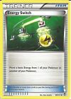 POKEMON XY FURIOUS FISTS - ENERGY SWITCH 89/111 - TRAINER CARD