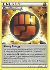 POKEMON XY FURIOUS FISTS - STRONG ENERGY 104/111 - ENERGY CARD