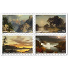USPS New Hudson River Schools Stamp Double-Sided Booklet of 20