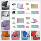 "2in1 Mult-Colors Rubberized Hard Case Cover for Macbook PRO 13"" inch 2009-2013"