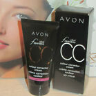Avon Ideal Flawless CC Colour Corrector Cream SPF50 30ML ~Choose Ivory Or Medium
