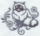CAT BLANKET EMBROIDERED  BNWT HIMALAYAN