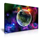 SPACE 8 1-L Canvas Framed Printed Wall Art - More Size