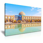 RELIGION Islamic Mosque 12 1-L Canvas Framed Printed Wall Art - More Size