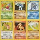 Uncommon Base set 2 Pokemon Cards 33-64/130 all cards are MINT-NEAR MINT