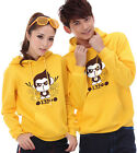 7 Colors kapo Monkey Lovers Couples Sweater Hoodie Coat warm Women Men WL5061
