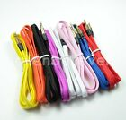 Braided 3.5MM Male to Male Stereo Audio Auxiliary AUX Cable for iPod CAR iPhone
