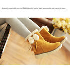 Autumn winter Women Suede Stitching fur Leather Cuban Heels Moto Ankle Booties