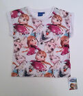 Girls Disney FROZEN Elsa, Anna & Olaf Collage T SHIRT from Primark VARIOUS AGES