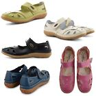 NEW LADIES COOLERS MARY JANE VELCRO FASTENING BREATHABLE TRAINERS FLATS SHOES