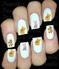 30 WINNIE THE POOH PIGLET TIGGER BABY NAIL ART DECALS STICKERS  PARTY FAVORS