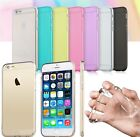 Ultra Thin Crystal Clear Soft Transparent Case Cover For Apple iPhone 6 4.7 UK
