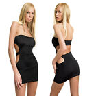 Womens Slinky Tube Dress Leg Avenue New Cut Out Back Sexy Erotic Ladies Lingerie