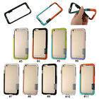 "Cute Colour TPU PC Frame Case Bumper Protector Cover For 4.7"" iPhone 6"