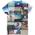 Cuckoo's Nest Men's T-Shirt Contact Rainbow UK RRP £30