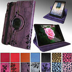 Luxury PU Leather Case Cover 360 Rotating Stand for Apple iPad MINI 3 2 1