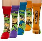 TEENAGE MUTANT NINJA TURTLES Choice of Four Characters CREW SOCKS
