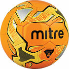 Mitre Impel Training White/OrangeFootball - Size 3,4,5 (32 Panel Ball)