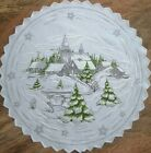 CHRISTMAS TABLECLOTH/TABLE RUNNER SQUARE ROUND OVAL AMAZING DECORATIONS FOR YOU
