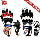 Repsol Honda Motorbike Gloves Motorcycle Racing Gloves MotoGP Race Bikers Gloves