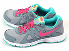 Nike Revolution 2 GS Wolf Grey/Hyper Pink-Grey Youth Running Shoes 555090-008