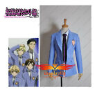 Anime Ouran High School Host Club Coat And Tie For Cosplay Costume Custom Size